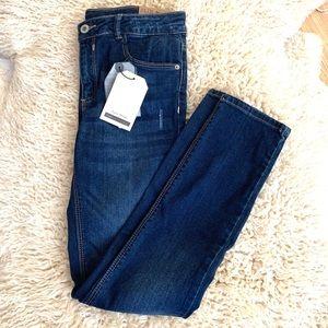 NWT Zara Girls Slim Jeans